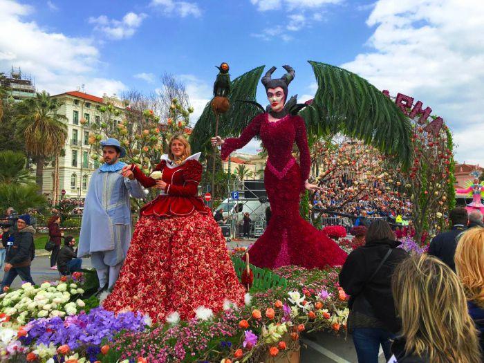 carnevale dei fiori sanremo 2018