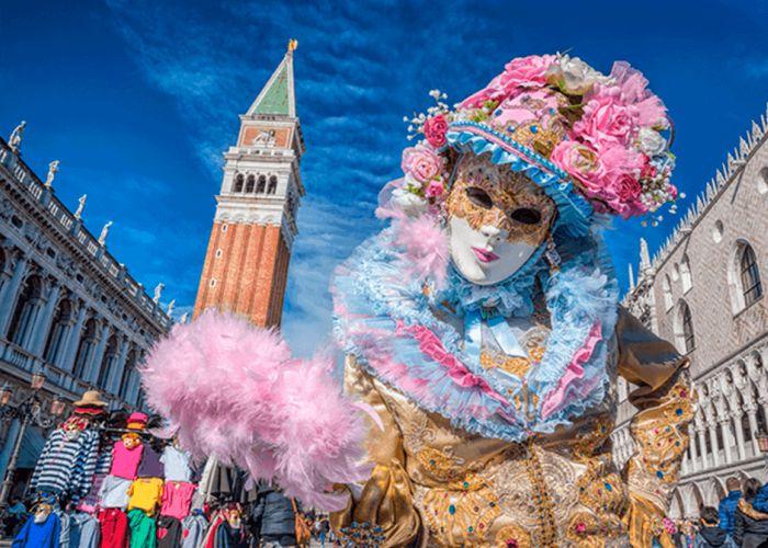 Carnevale di Venezia 2021: date e programma del volo dell'angelo a Piazza San Marco