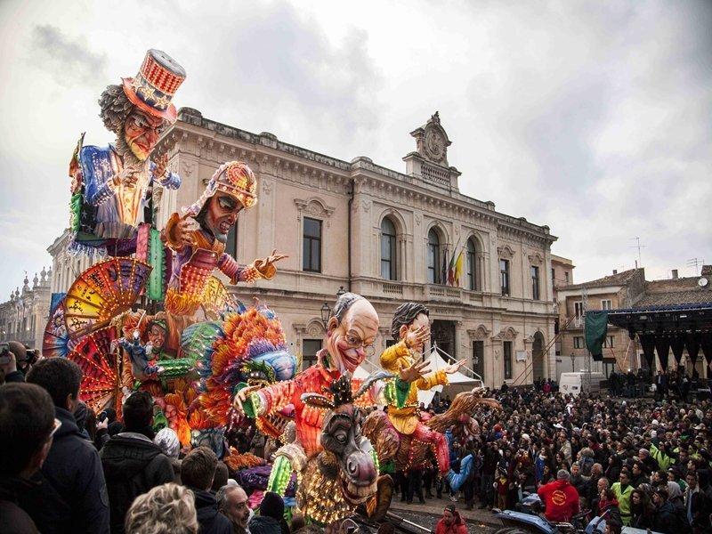 carnevale palazzolo acreide 2018