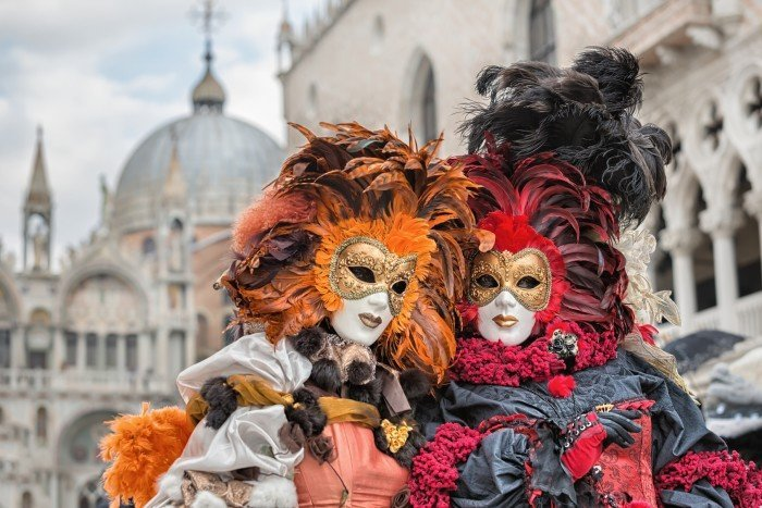 maschere carnevale tradizionali