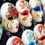 maschere di carnevale tradizionali