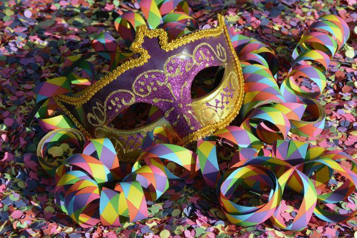 nomi maschere di carnevale