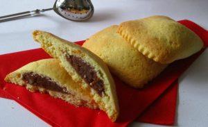 ravioli castagne dolci di carnevale