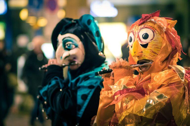 Carnevale di Satriano di Lucania 2021: benvenuti nella foresta che cammina