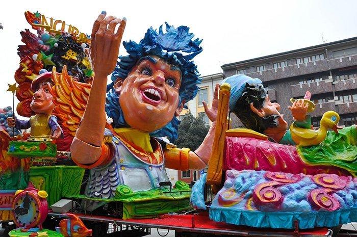 Carnevale di Verona 2021: date e calendario delle sfilate del Venerdì Gnocolar!