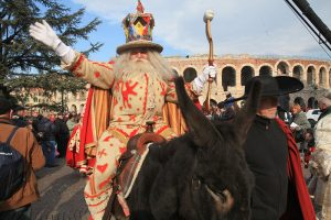 maschere carnevale verona
