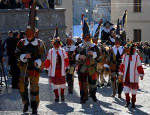 storia carnevale bormio