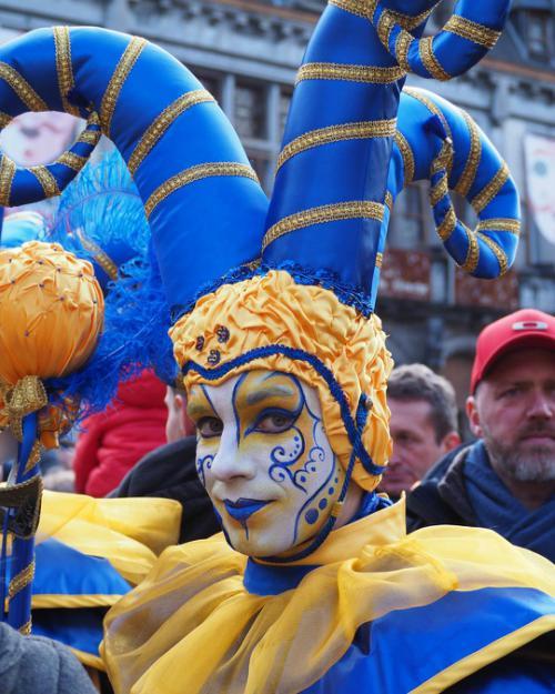 Carnevale di Binche  2021, la festa dei Gilles in Belgio