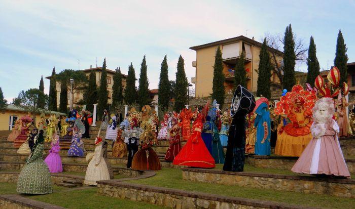 carnevale di castiglion fibocchi 2018