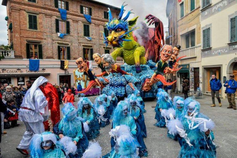 Carnevale di Foiano della Chiana 2021: date, programma e prezzo dei biglietti per i carri allegorici