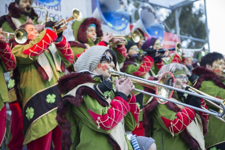 Carnevale di Saluzzo 2021: date della sfilata dei carri allegorici