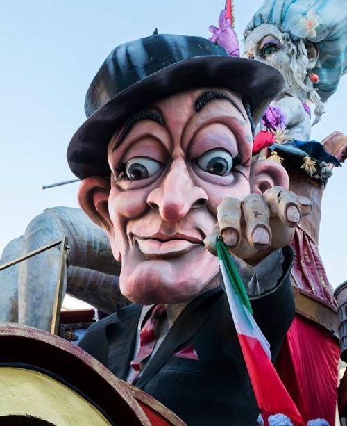 maschere carnevale borgosesia 2019