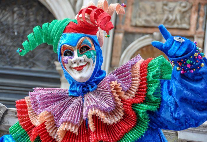 maschere carnevale di bologna 2018