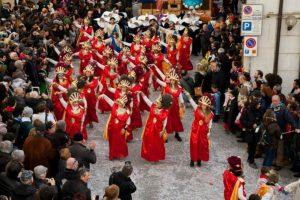 storia carnevale foiano della chiana