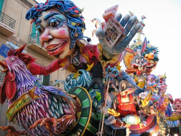 Carnevale di Avola 2021: programma della sfilata dei carri allegorici