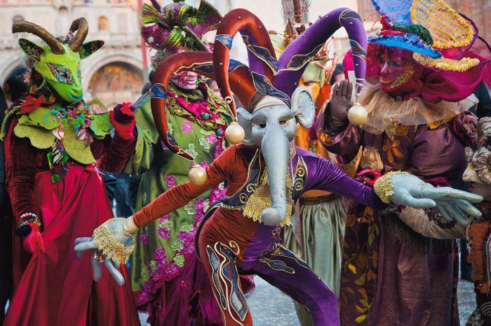 Carnevale di Capua 2021: il programma delle sfilate dei carri allegorici