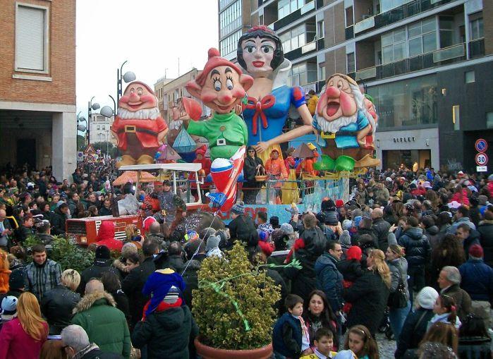 carnevale di latina 2018