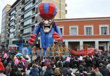 carnevale latina 2018