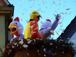 carnevale latina lazio
