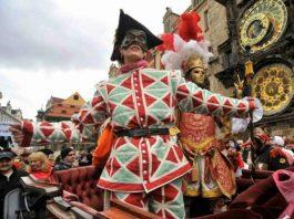 carnevale praga 2019