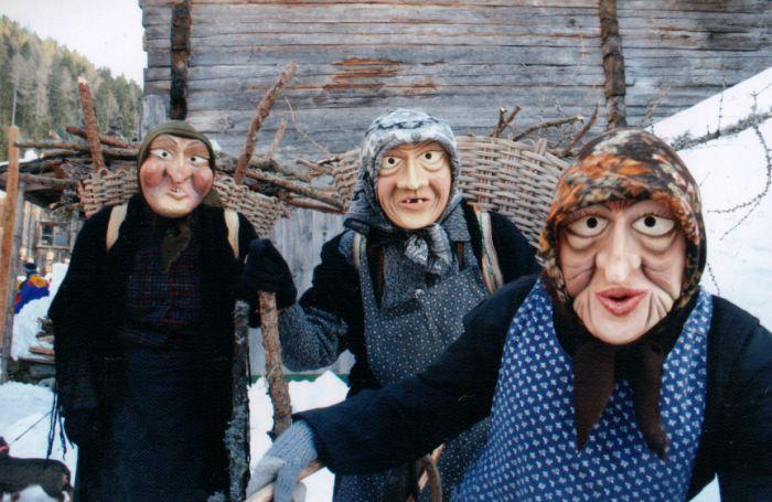Carnevale di Sappada 2021: programma e maschere del carnevale dei contadini al Plodar Vosenòcht