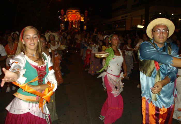 Carnevale di Villa Literno 2021: programma e sfilata dei carri allegorici