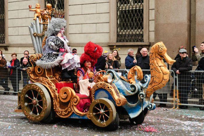 carri carnevale ambrosiano milano 2018