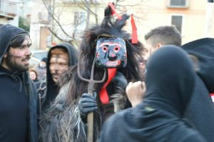 maschere carnevale molise