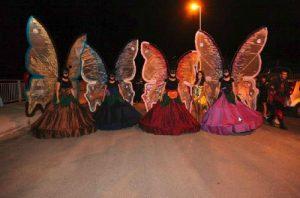 maschere carnevale occitano