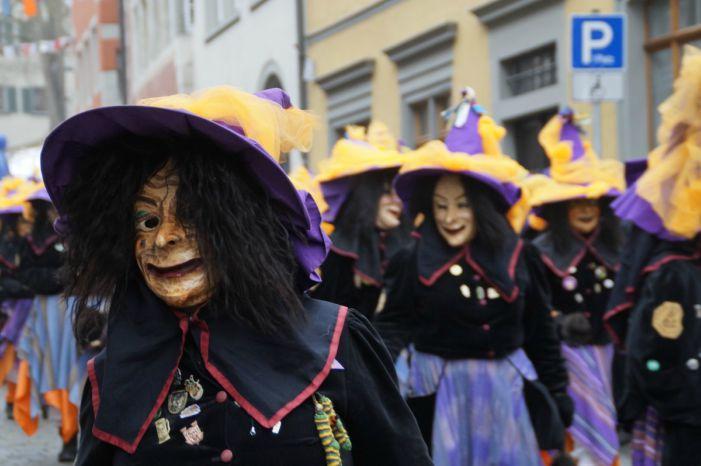 maschere carnevale pontecorvo 2018