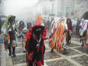maschere carnevale tricarico