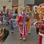 carnevale saint rhemy en bosses 2019