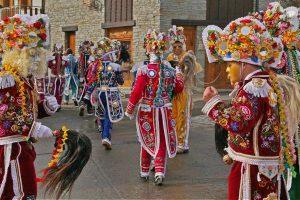 carnevale saint rhemy en bosses