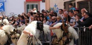Il carnevale di ottana 2019 in sardegna