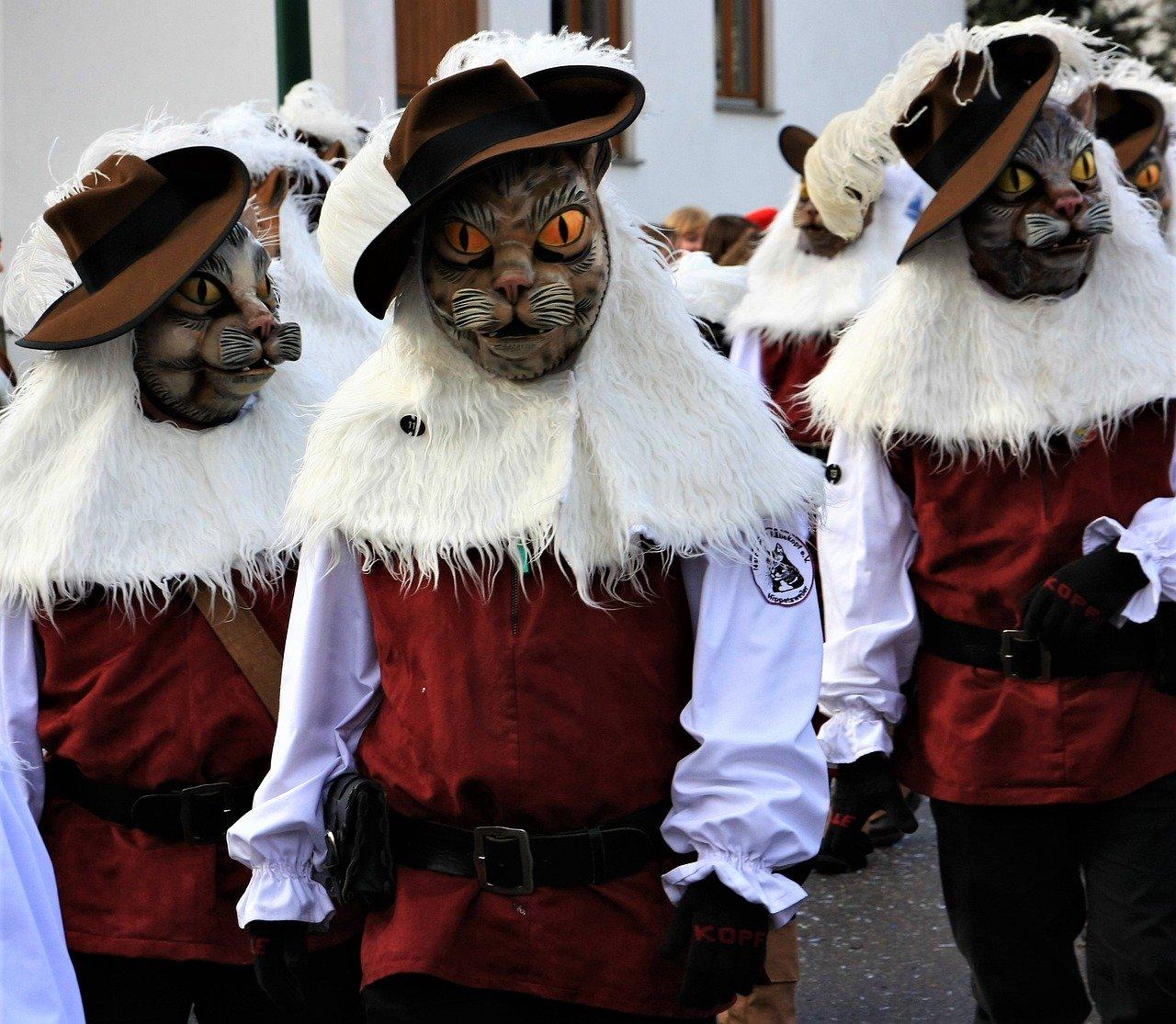 Carnevale di Castellino del Biferno