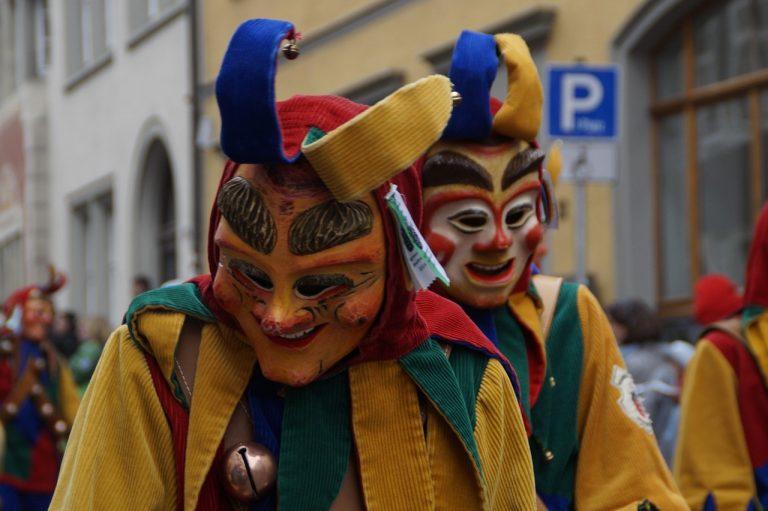 Carnevale di Tufara 2021: la maschera del Diavolo e la storia di Dioniso