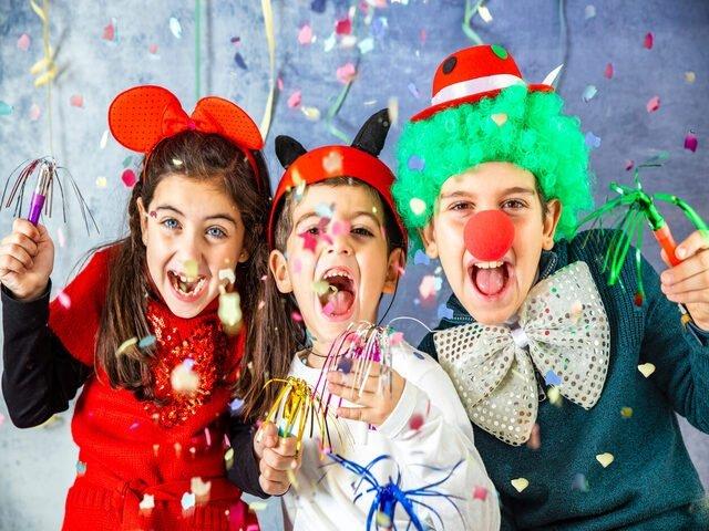 Frasi di carnevale per bambini
