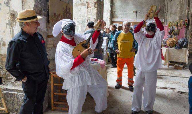 Carnevale per bambini a Napoli