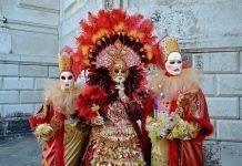costumi di carnevale a venezia